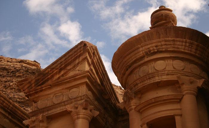 Image - The Monastery - Petra, Jordan.