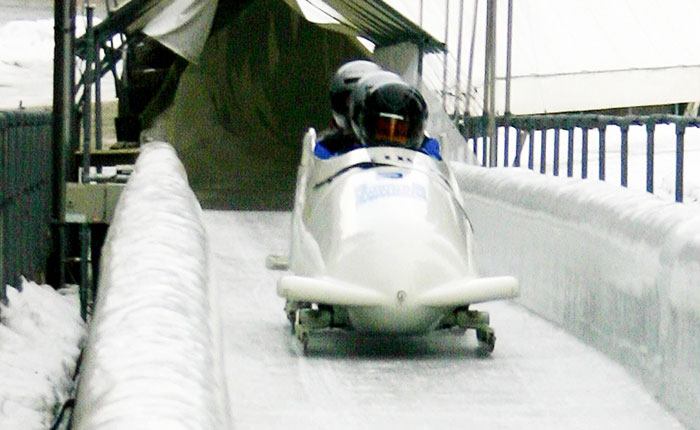 Image - Lillehammer bobsleigh, Norway