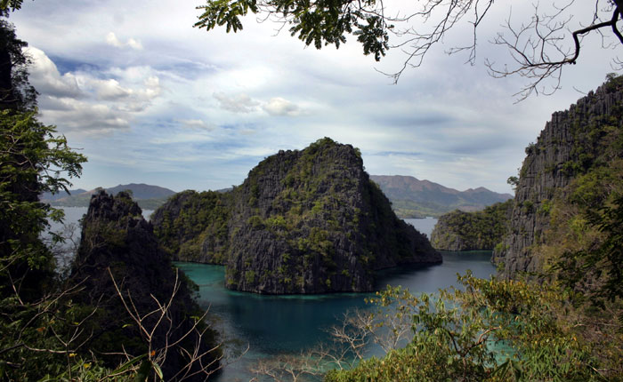 Image - The Calamaine islands, Palawan, The Philippines.