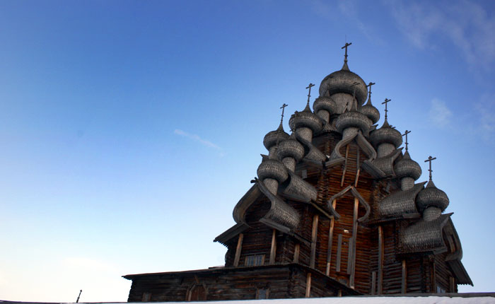 Image - Kizhi, The Church of the Trsnsfiguration